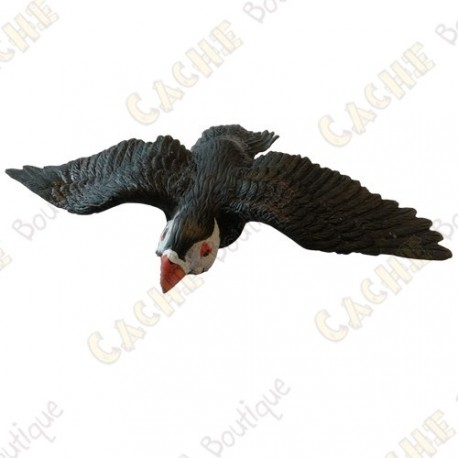 """Cache """"insect"""" - Medium Puffin"""