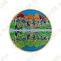 "Geocoin ""CITO"" - Reflection"