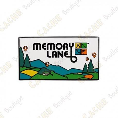 "Geocoin ""Memory Lane"""