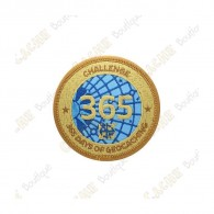 """Patch """"Challenge"""" - 365 jours"""