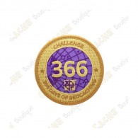 "Patch ""Challenge"" - 366 jours"