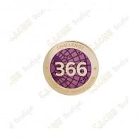 "Pin's ""Challenge"" - 366 days"