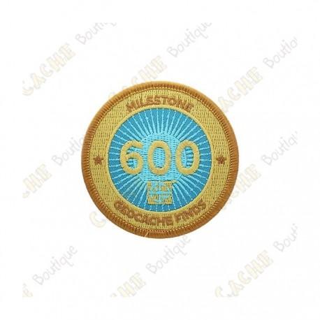 "Patch  ""Milestone"" - 600 Finds"