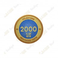 "Patch  ""Milestone"" - 2000 Finds"