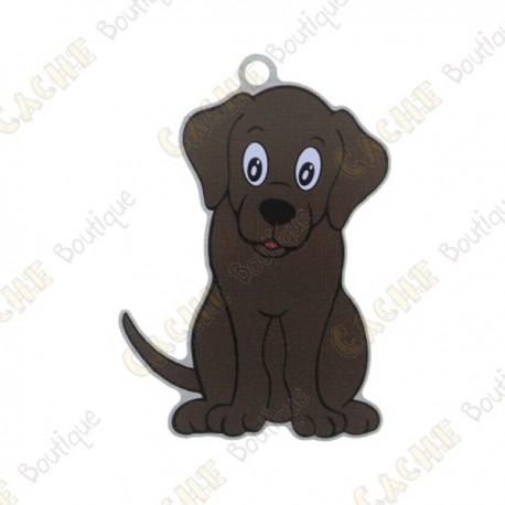 "Traveler ""Tracker the Labrador"""