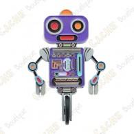 """Géocoin """"Mr. Roboto"""""""