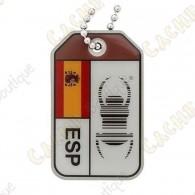 """Travel Bug """"Origins"""" - Espagne"""