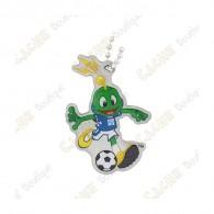 Traveler Signal the frog - Soccer