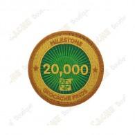 "Patch  ""Milestone"" - 20 000 Finds"